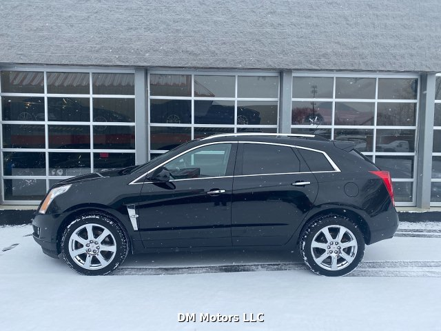 2012 Cadillac SRX Performance 6-Speed Automatic