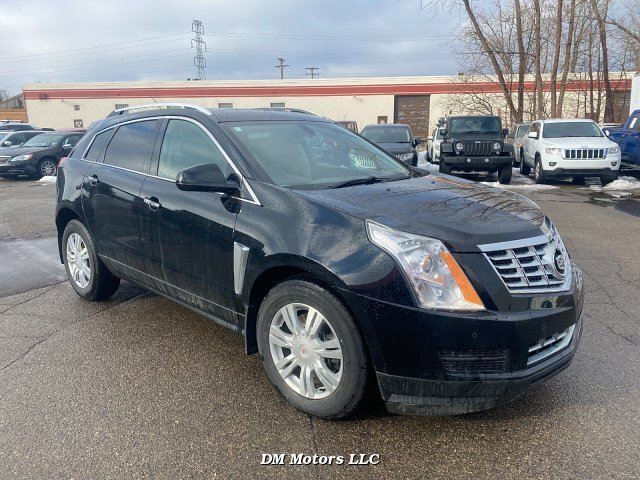 2015 Cadillac SRX Luxury Collection AWD 6-Speed Automatic