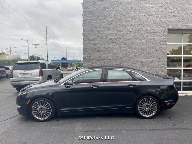 2013 Lincoln MKZ FWD 6-Speed Automatic