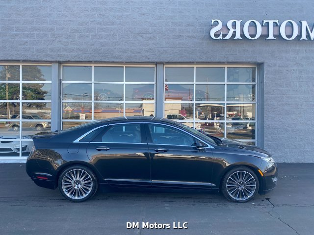 2013 Lincoln MKZ AWD 6-Speed Automatic