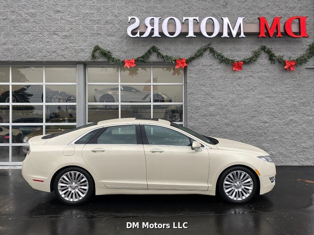 2014 Lincoln MKZ AWD 6-Speed Automatic