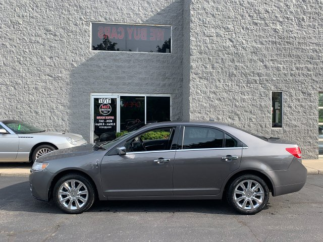 2012 Lincoln MKZ FWD 6-Speed Automatic