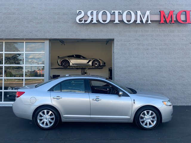 2012 Lincoln MKZ AWD 6-Speed Automatic