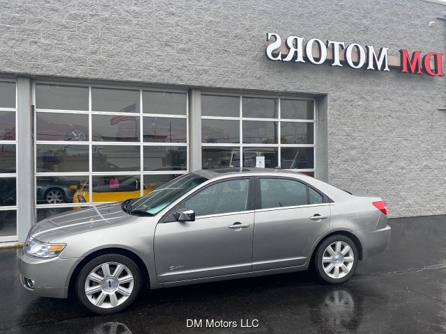 2008 Lincoln MKZ FWD 6-Speed Automatic