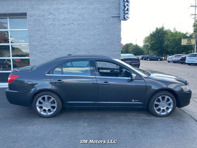 2007 Lincoln MKZ AWD 6-Speed Automatic