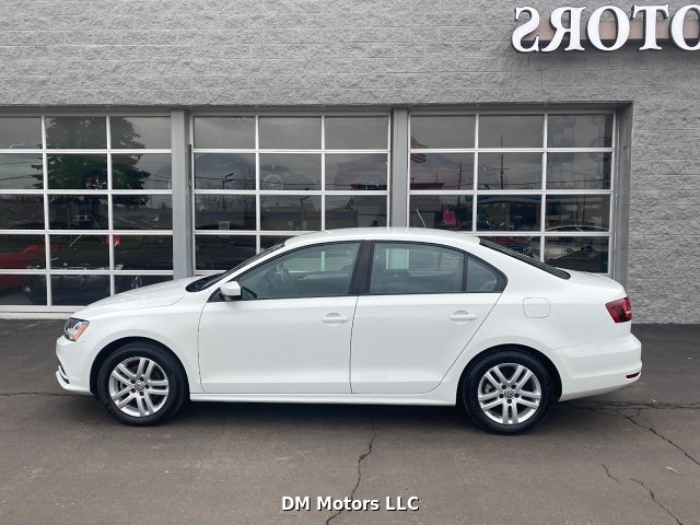 2018 Volkswagen Jetta 1.4T S 6A 6-Speed Automatic