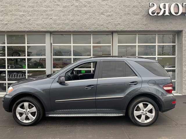 2011 Mercedes Benz M-Class ML350 4MATIC 7-Speed Automatic