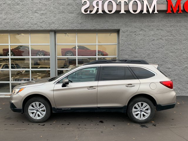 2015 Subaru Outback 2.5i Premium 6-Speed Automatic