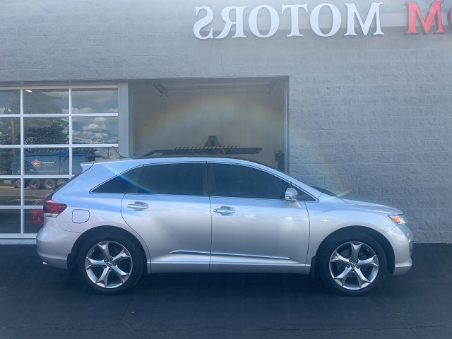 2013 Toyota Venza XLE V6 AWD 6-Speed Automatic