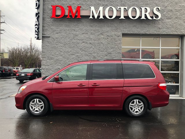 2005 Honda Odyssey EX w/ Leather DVD 5-Speed Automatic