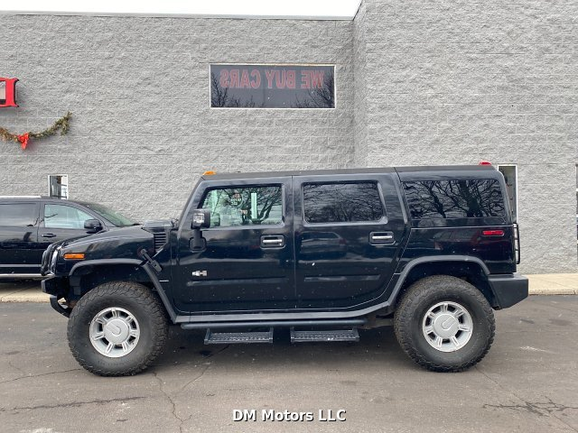 2003 Hummer H2 Sport Utility 4-Speed Automatic