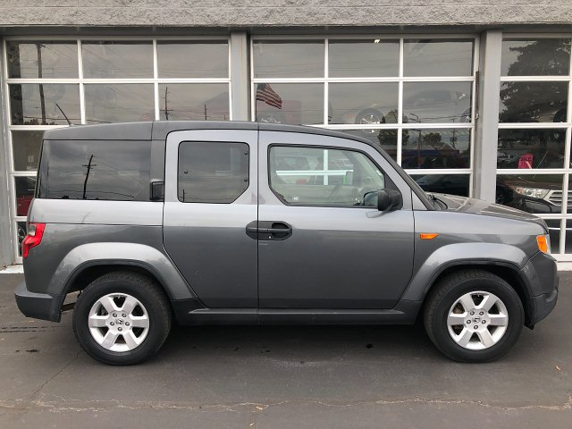 2010 Honda Element EX 4WD AT 5-Speed Automatic
