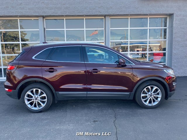 2016 Lincoln MKC Select AWD 6-Speed Automatic