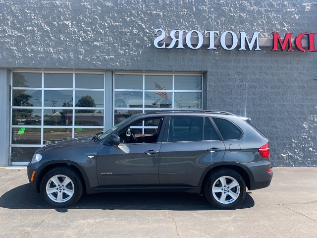 2012 BMW X5 xDrive35d 6-Speed Automatic