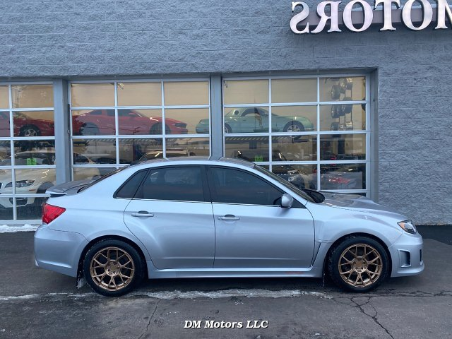 2013 Subaru Impreza WRX 4-Door 5-Speed Manual