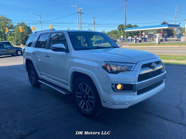 2015 Toyota 4Runner Limited 4WD V6 5-Speed Automatic