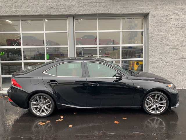 2015 Lexus IS 250 AWD 6-Speed Automatic