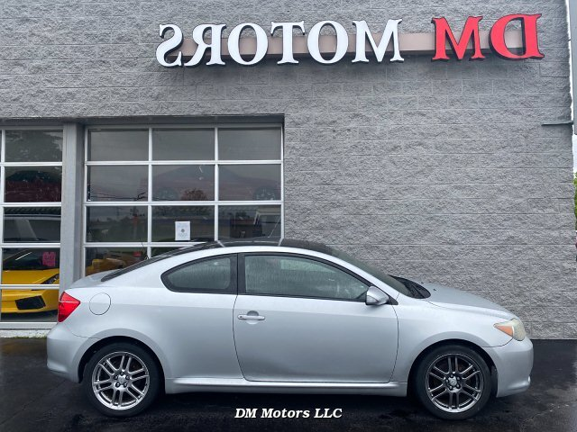 2005 Scion tC Sport Coupe 5-Speed Manual
