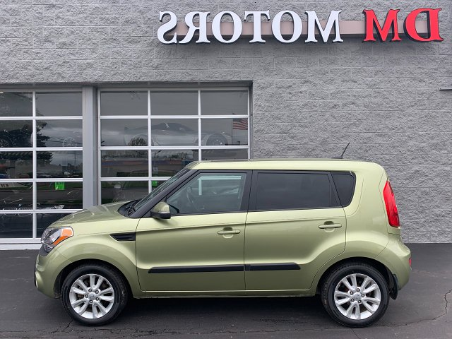 2012 Kia Soul ! 4-Speed Automatic