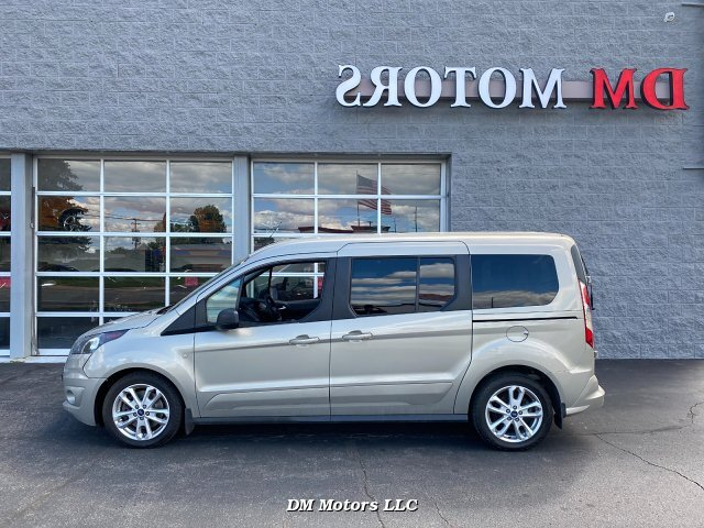 2015 Ford Transit Connect Wagon XLT LWB 6-Speed Automatic