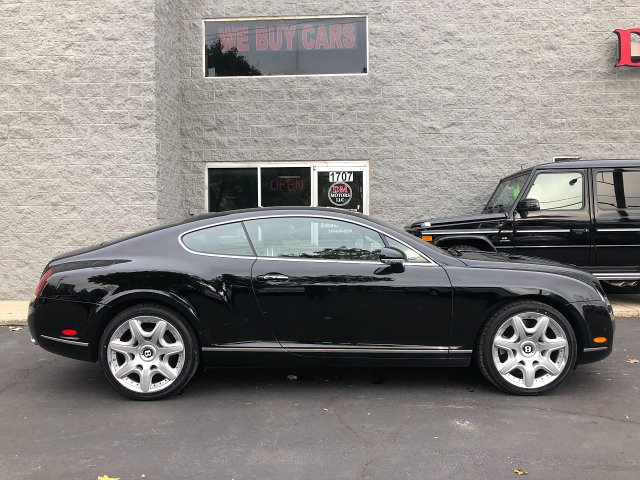 2006 Bentley Continental GT Coupe 6-Speed Automatic