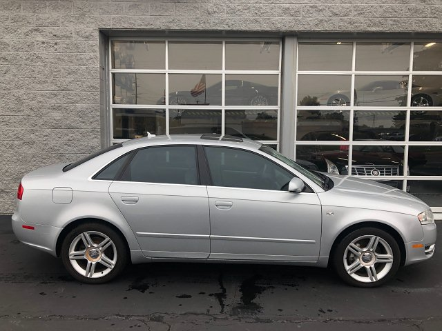 2007 Audi A4 2.0 T with Multitronic CVT