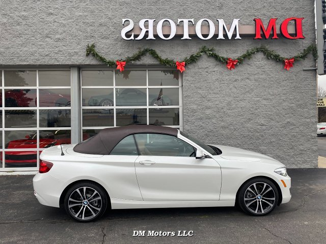 2020 BMW 2-Series 230i xDrive Convertible 8-Speed Automatic