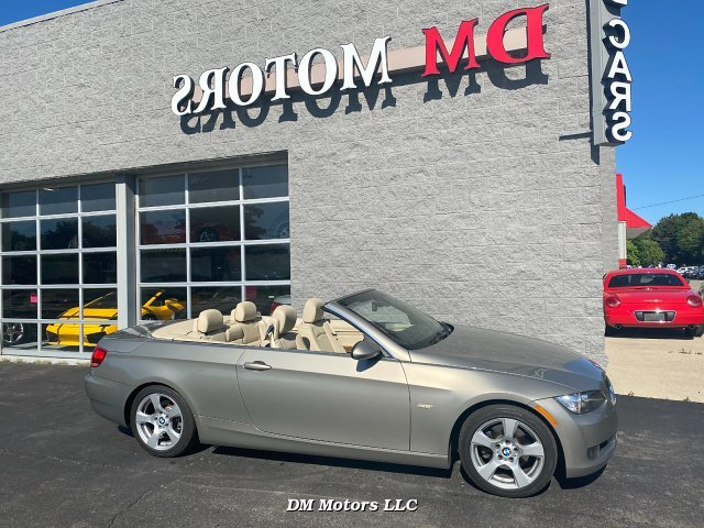 2007 BMW 3-Series 328i Convertible 6-Speed Automatic
