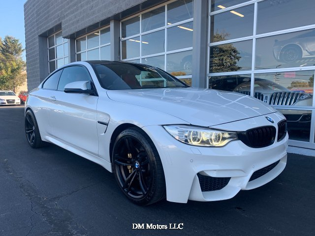 2015 BMW M4 Coupe 6-Speed Manual