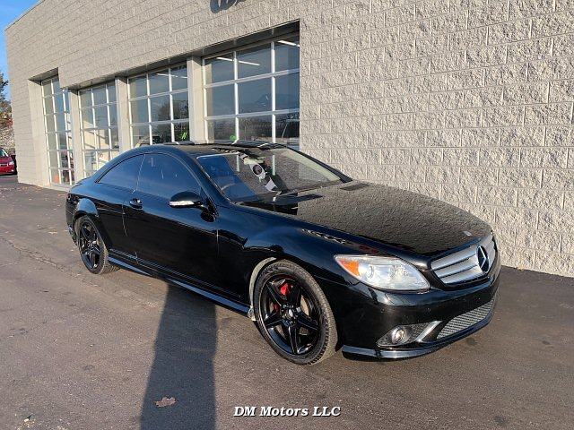 2008 Mercedes Benz CL-Class CL550 7-Speed Automatic