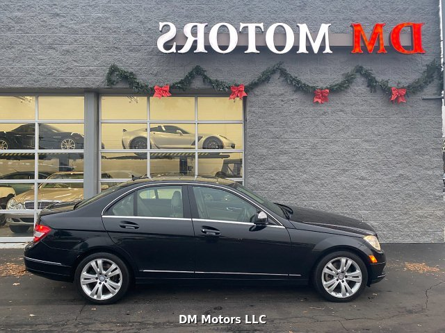 2009 Mercedes Benz C-Class C300 4MATIC Sport Sedan 7-Speed Automatic
