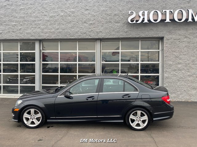 2012 Mercedes Benz C-Class C300 4MATIC Sport Sedan 7-Speed Automatic