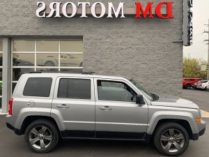 2014 Jeep Patriot Latitude 2WD CVT | DM Motors LLC